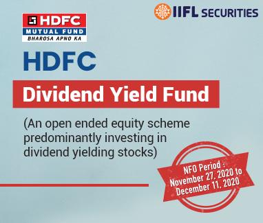 HDFC Dividend Fund