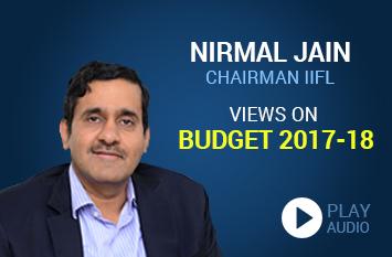 Nirmal Jain's View on Budget 2017