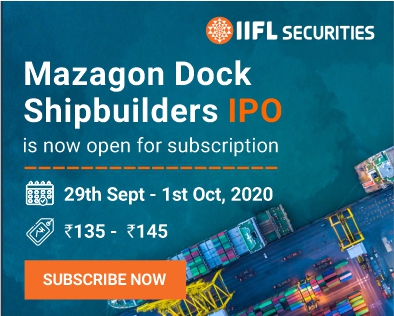Mazagon Docks IPO