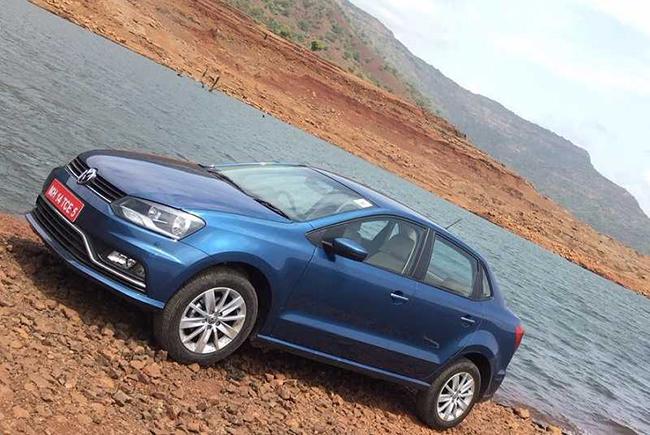 Volkswagen Ameo: Handsome compact!
