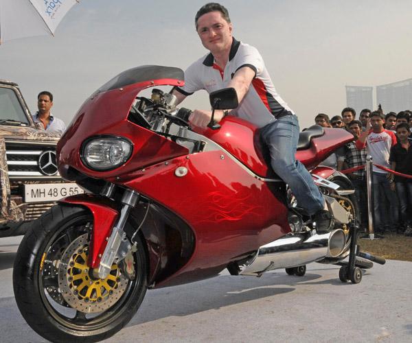 Parx Super Car Show Draws Mumbai In Hordes To Its Edition