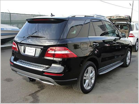 mercedes ml 350 cdi a complete all rounder. Black Bedroom Furniture Sets. Home Design Ideas